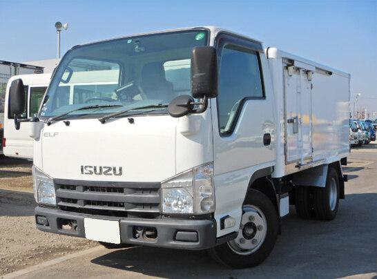 冷凍冷蔵小型  トラック H22 BKG-NJR85AN