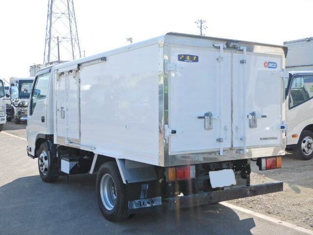 いすゞ エルフ 小型 冷凍冷蔵 低温 サイドドア|画像2