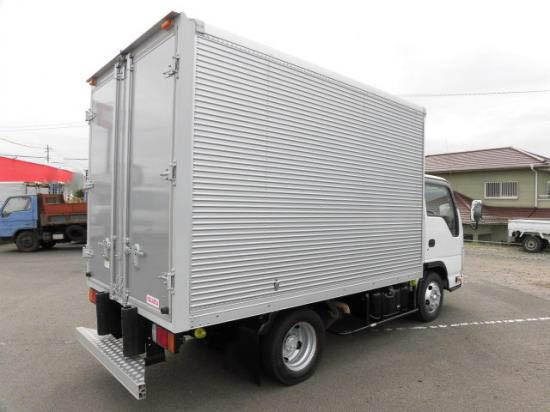 中古 アルミバン小型(2トン・3トン) いすゞエルフ トラック H22 BKG-NJR85AN