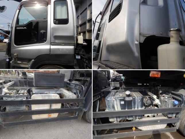中古 ダンプ大型 いすゞギガ トラック H24 LKG-CXZ77AT