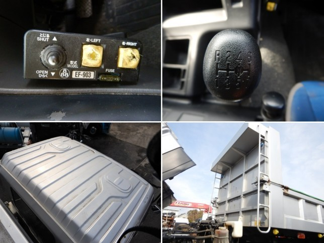 いすゞ ギガ 大型 ダンプ コボレーン ベッド|架装 新明和 トラック 画像 トラックバンク掲載