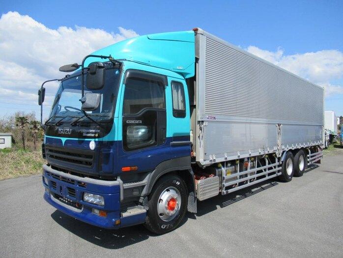 ウイング大型  トラック H17 PJ-CYL51V6