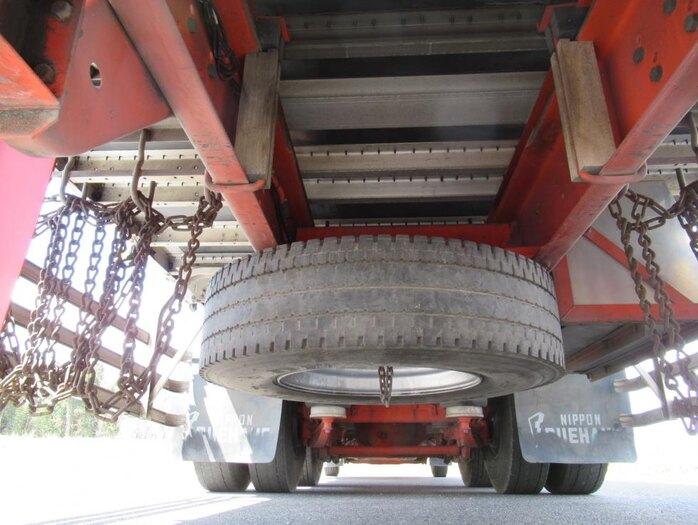 中古 ウイング大型 いすゞギガ トラック H17 PJ-CYL51V6