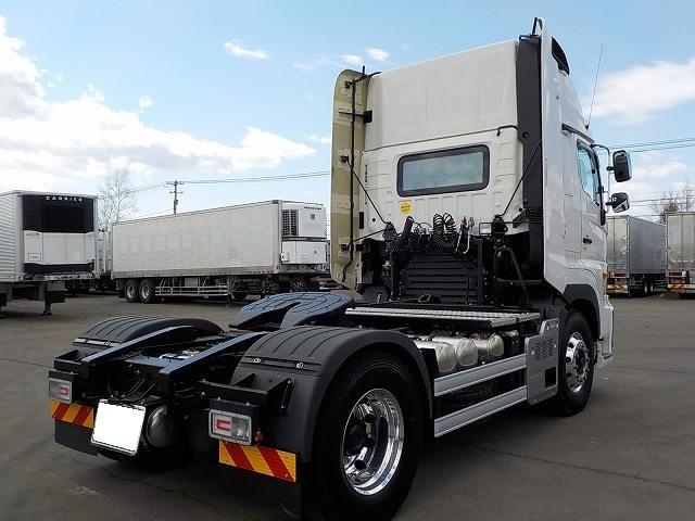 日野 プロフィア 大型 トラクタ 1デフ ベッド|トラック 右後画像 リトラス掲載