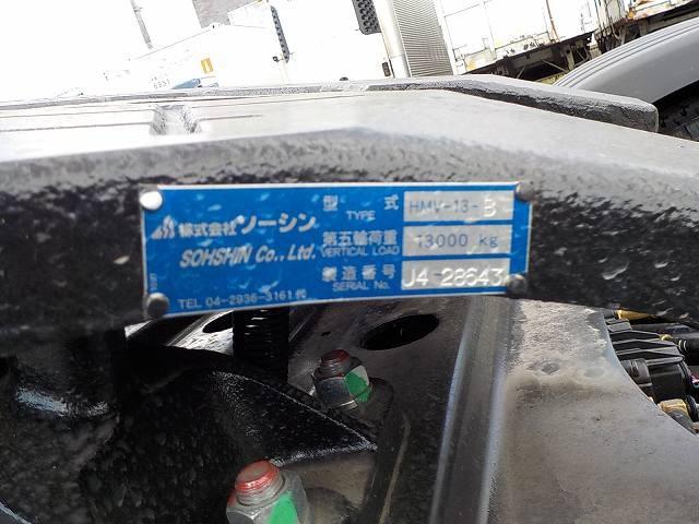 日野 プロフィア 大型 トラクタ 1デフ ベッド|エンジン トラック 画像 トラスキー掲載