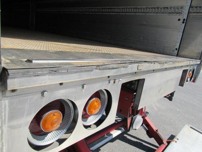 日野 プロフィア 大型 ウイング パワーゲート ハイルーフ|運転席 トラック 画像 トラック王国掲載