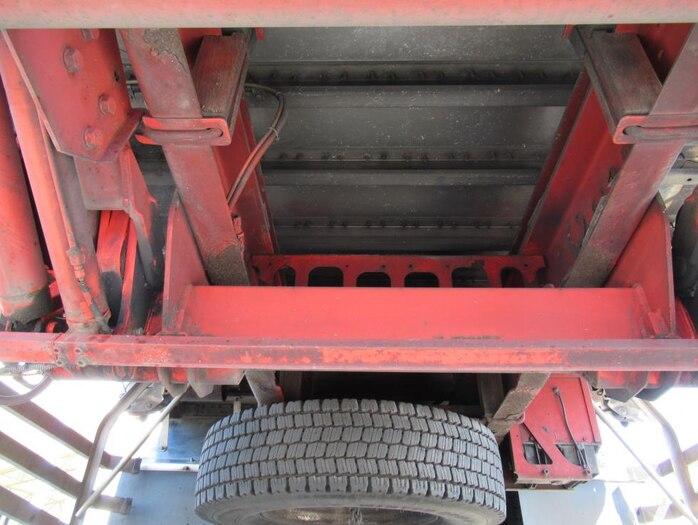日野 プロフィア 大型 ウイング パワーゲート ハイルーフ|フロントガラス トラック 画像 トラック王国掲載