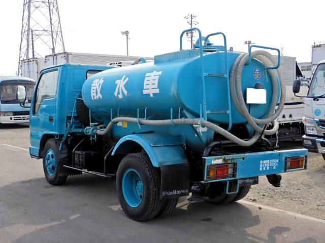 いすゞ エルフ 小型 タンク車 散水車 KR-NKR81ED|画像2