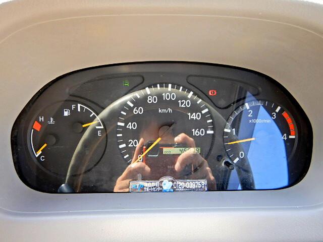 トヨタ トヨエース 小型 平ボディ 床鉄板 PB-XZU433|架装  トラック 画像 トラックバンク掲載