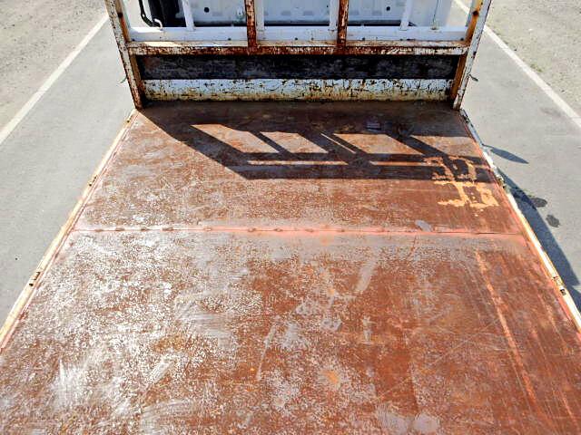 トヨタ トヨエース 小型 平ボディ 床鉄板 PB-XZU433|エンジン トラック 画像 トラスキー掲載