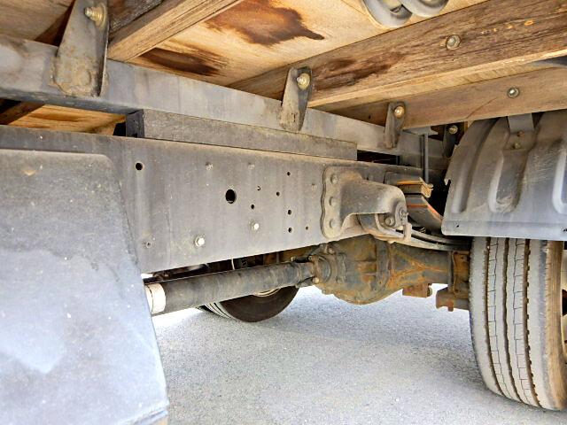 トヨタ トヨエース 小型 平ボディ 床鉄板 PB-XZU433|リサイクル券 8,640円 トラック 画像 トラック市掲載