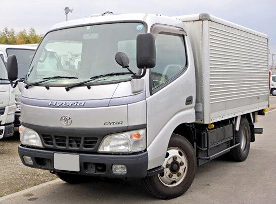 アルミバン小型  トラック H18 VF-XKU304H