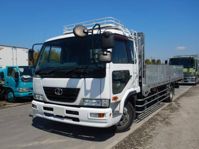 中古 平ボディ中型 日産UDコンドル トラック H20 BDG-PK37C