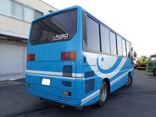 三菱 エアロミディ 中型 バス 観光バス KK-MJ26HF|トラック 右後画像 リトラス掲載
