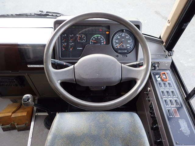 三菱 エアロミディ 中型 バス 観光バス KK-MJ26HF|年式 H15 トラック 画像 トラックサミット掲載