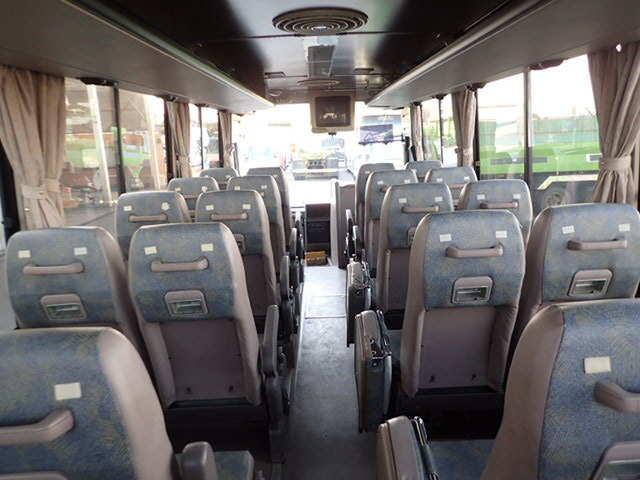 三菱 エアロミディ 中型 バス 観光バス KK-MJ26HF|積載  トラック 画像 ステアリンク掲載