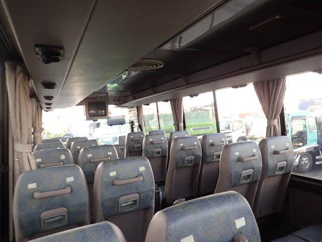 三菱 エアロミディ 中型 バス 観光バス KK-MJ26HF|架装  トラック 画像 トラックバンク掲載