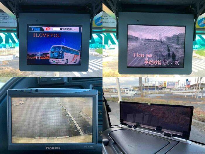 中古 バス大型 いすゞガーラ トラック H14 KL-LV774R2