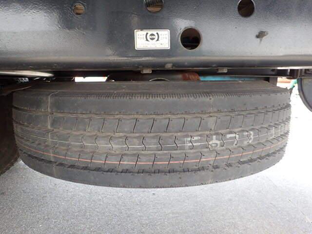 日産UD コンドル 中型 平ボディ 床鉄板 アルミブロック|走行距離 44.1万km トラック 画像 トラックランド掲載