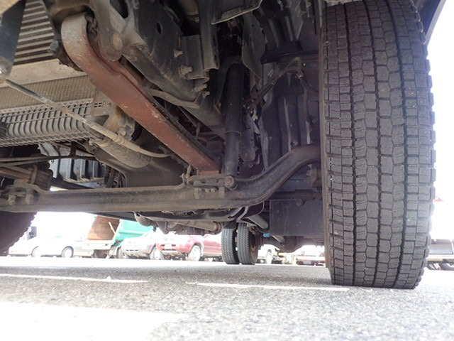 日産UD コンドル 中型 平ボディ 床鉄板 アルミブロック|駆動方式 4x2 トラック 画像 リトラス掲載