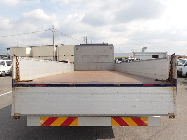 日産UD コンドル 中型 平ボディ 床鉄板 アルミブロック|積載 3.3t トラック 画像 ステアリンク掲載