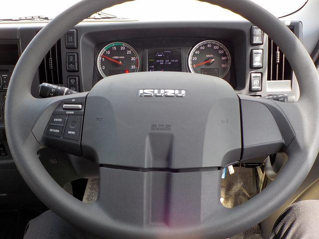いすゞ フォワード 中型 ウイング パワーゲート エアサス|画像8