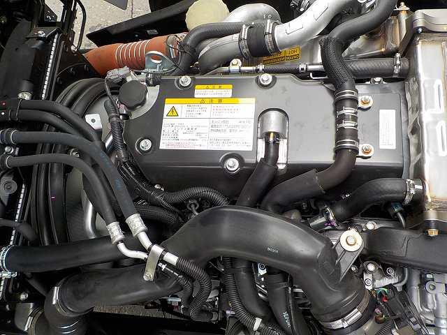 いすゞ フォワード 中型 ウイング パワーゲート エアサス|画像13