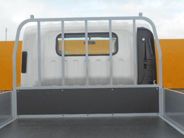 いすゞ エルフ 小型 平ボディ アルミブロック TRG-NPR85AR|画像6