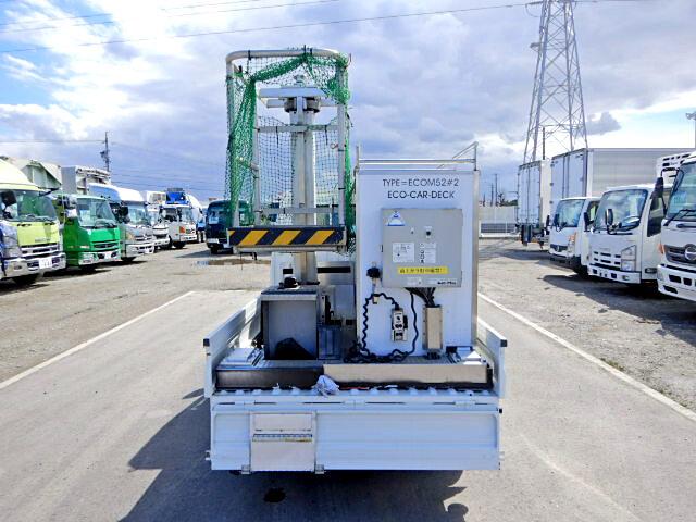 日産 クリッパー 軽 高所・建柱車 高所作業車 GBD-U71T|トラック 背面・荷台画像 トラック市掲載