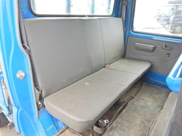 トヨタ ダイナ 小型 平ボディ Wキャブ パワーゲート|シフト MT5 トラック 画像 ステアリンク掲載
