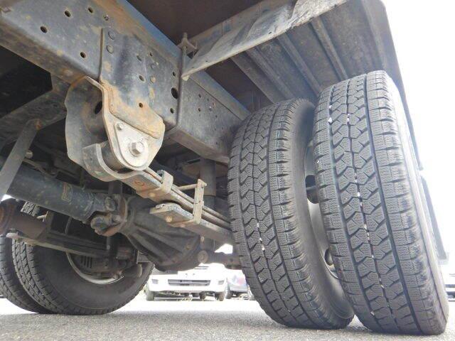 トヨタ ダイナ 小型 平ボディ Wキャブ パワーゲート|架装 極東 トラック 画像 トラックバンク掲載