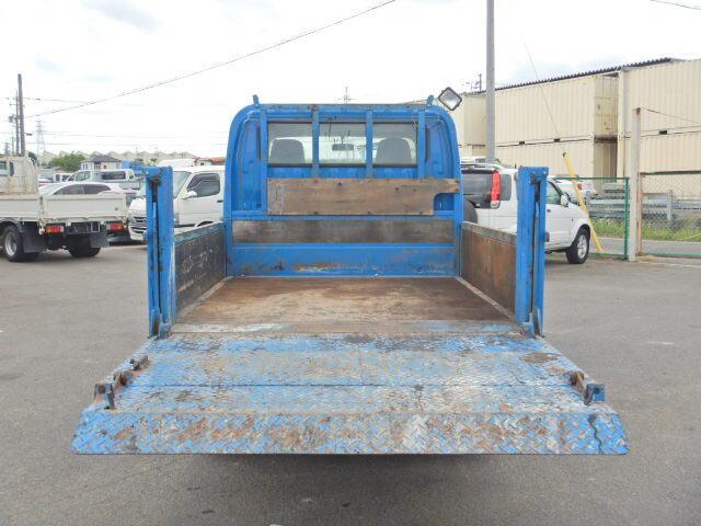 トヨタ ダイナ 小型 平ボディ Wキャブ パワーゲート|積載 2t トラック 画像 ステアリンク掲載