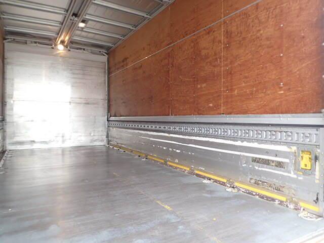 三菱 キャンター 小型 ウイング 床鉄板 PA-FE83DGY|型式 PA-FE83DGY トラック 画像 栗山自動車掲載