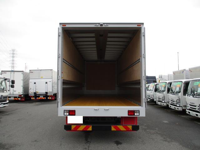 日野 レンジャー 中型 ウイング エアサス ベッド|リサイクル券 10,900円 トラック 画像 トラック市掲載