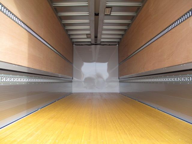 日野 レンジャー 中型 ウイング ベッド 2KG-FE2ABA トラック 背面・荷台画像 トラック市掲載