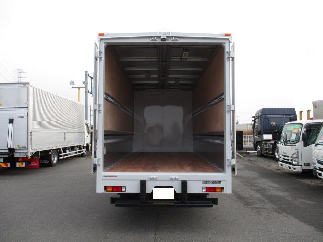 三菱 キャンター 小型 ウイング TPG-FEB50 H31/R1|車検 R3.3 トラック 画像 キントラ掲載