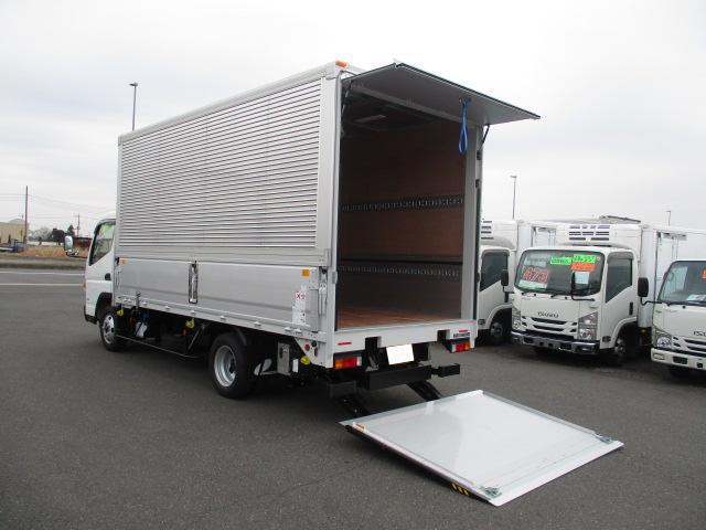 中古 ウイング小型(2トン・3トン) 三菱キャンター トラック H31/R1 TPG-FEB50