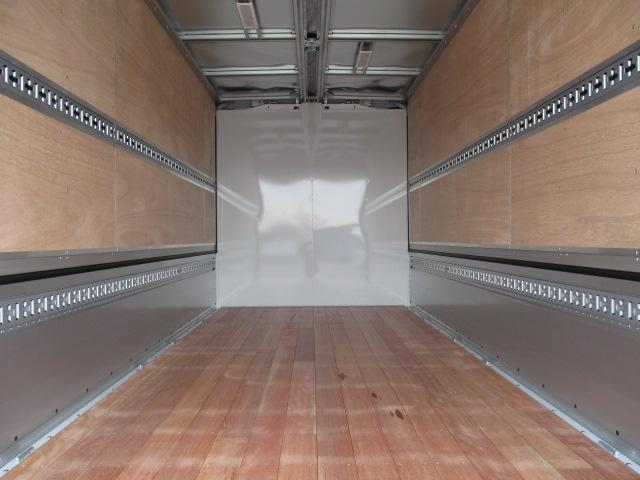 三菱 キャンター 小型 ウイング パワーゲート TPG-FEB50 トラック 背面・荷台画像 トラック市掲載