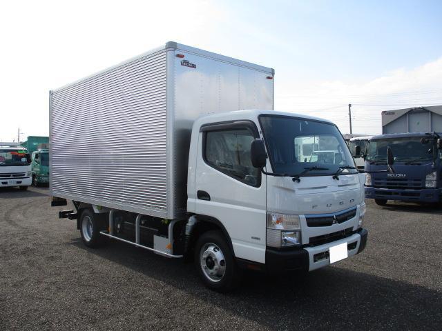 中古 アルミバン小型(2トン・3トン) 三菱キャンター トラック H30 TPG-FEB80