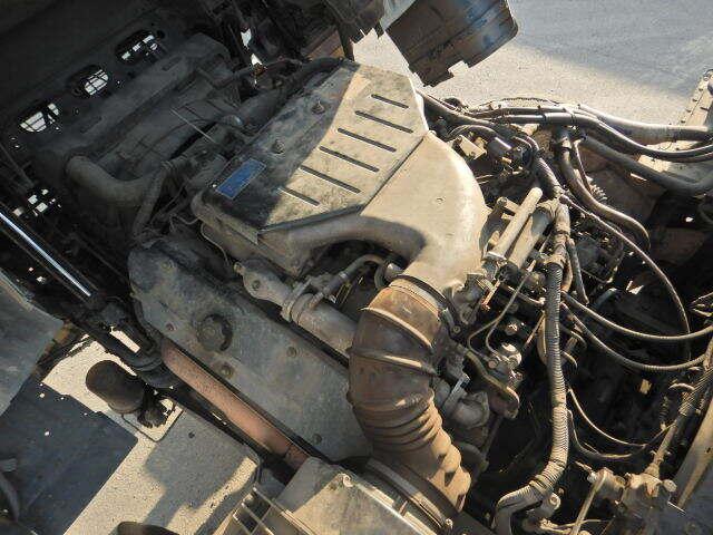 日産UD ビッグサム 大型 車輌重機運搬 ベッド KL-CW55J|シフト MT7 トラック 画像 ステアリンク掲載
