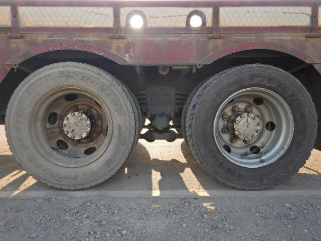 日産UD ビッグサム 大型 車輌重機運搬 ベッド KL-CW55J|シャーシ トラック 画像 キントラ掲載