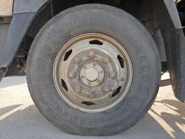 日産UD ビッグサム 大型 車輌重機運搬 ベッド KL-CW55J|タイヤ トラック 画像 トラック市掲載