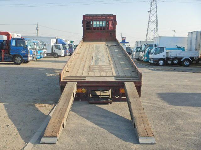 日産UD ビッグサム 大型 車輌重機運搬 ベッド KL-CW55J|年式 H16 トラック 画像 トラックサミット掲載