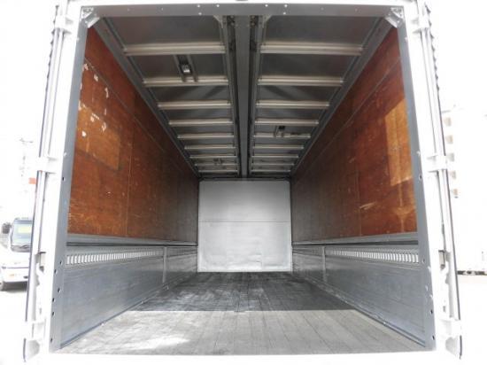 いすゞ フォワード 中型 ウイング ベッド ADG-FRR90L3|トラック 背面・荷台画像 トラック市掲載