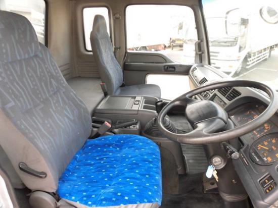 いすゞ フォワード 中型 ウイング ベッド ADG-FRR90L3|フロントガラス トラック 画像 トラック王国掲載