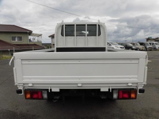 いすゞ エルフ 小型 平ボディ Wキャブ TKG-NJR85A|画像2