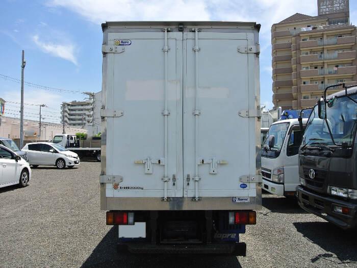 いすゞ エルフ 小型 冷凍冷蔵 低温 サイドドア|トラック 背面・荷台画像 トラック市掲載