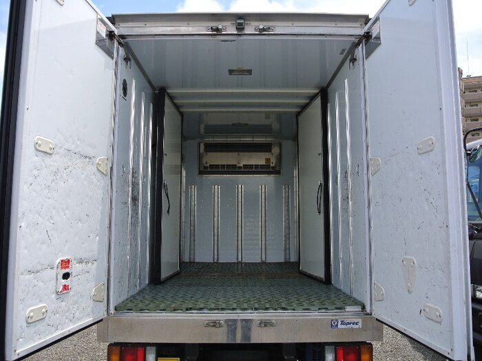 いすゞ エルフ 小型 冷凍冷蔵 低温 サイドドア|架装 東プレ トラック 画像 トラックバンク掲載