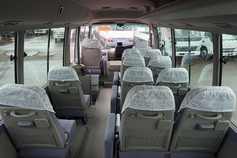 トヨタ コースター 小型 バス マイクロバス PDG-XZB51|リサイクル券 20,640円 トラック 画像 トラック市掲載