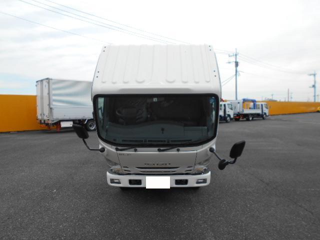 いすゞ エルフ 小型 平ボディ アルミブロック TRG-NMR85AR|架装  トラック 画像 トラックバンク掲載